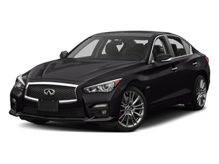 Malbec Black 2016 INFINITI Q50 Pictures Q50 Sedan 4D 3.0T Red Sport AWD V6 Turbo photos front view