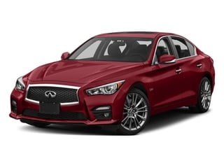 Venetian Ruby 2016 INFINITI Q50 Pictures Q50 Sedan 4D 3.0T Red Sport AWD V6 Turbo photos front view