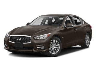 Chestnut Bronze 2016 INFINITI Q50 Pictures Q50 Sedan 4D 2.0T Premium I4 Turbo photos front view