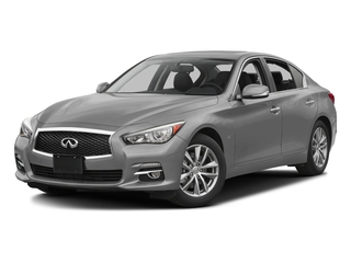 Liquid Platinum 2016 INFINITI Q50 Pictures Q50 Sedan 4D 2.0T AWD I4 Turbo photos front view