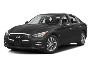Graphite Shadow 2016 INFINITI Q50 Pictures Q50 Sedan 4D 2.0T AWD I4 Turbo photos front view