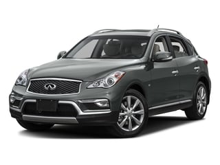 Graphite Shadow 2016 INFINITI QX50 Pictures QX50 Utility 4D 2WD V6 photos front view