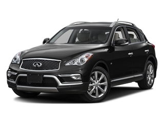 Black Obsidian 2016 INFINITI QX50 Pictures QX50 Utility 4D 2WD V6 photos front view
