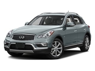 Hagane Blue 2016 INFINITI QX50 Pictures QX50 Utility 4D 2WD V6 photos front view