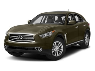 Umbria Twilight 2016 INFINITI QX70 Pictures QX70 Utility 4D 2WD V6 photos front view