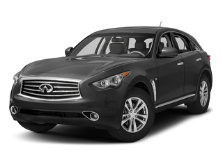 Graphite Shadow 2016 INFINITI QX70 Pictures QX70 Utility 4D AWD V6 photos front view
