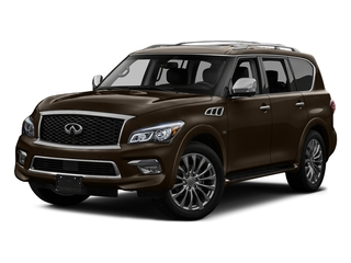 Dakar Bronze 2016 INFINITI QX80 Pictures QX80 Utility 4D Limited AWD V8 photos front view