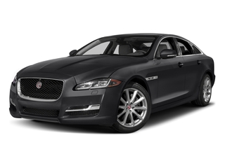 Storm Gray 2016 Jaguar XJ Pictures XJ Sedan 4D R-Sport AWD V6 Supercharged photos front view