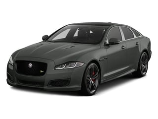 Ammonite Gray Metallic 2016 Jaguar XJ Pictures XJ Sedan 4D XJR V8 Supercharged photos front view