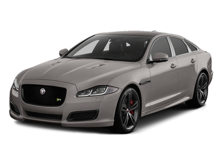 Ingot 2016 Jaguar XJ Pictures XJ Sedan 4D XJR V8 Supercharged photos front view
