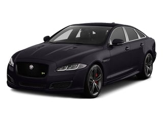 Black Berry 2016 Jaguar XJ Pictures XJ Sedan 4D XJR V8 Supercharged photos front view