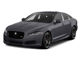Tempest Gray 2016 Jaguar XJ Pictures XJ Sedan 4D XJR V8 Supercharged photos front view