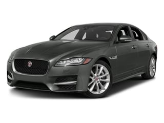 Ammonite Gray Metallic 2016 Jaguar XF Pictures XF Sedan 4D 35t R-Sport V6 Supercharged photos front view