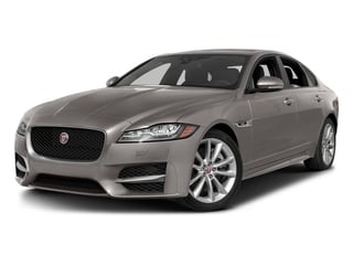 Ingot 2016 Jaguar XF Pictures XF Sedan 4D 35t R-Sport AWD V6 Sprchrd photos front view
