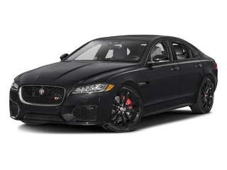 Storm Gray 2016 Jaguar XF Pictures XF Sedan 4D XF-S AWD V6 Supercharged photos front view