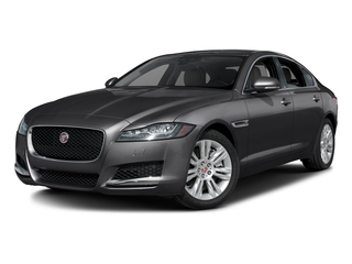 Storm Gray 2016 Jaguar XF Pictures XF Sedan 4D 35t Premium V6 Supercharged photos front view