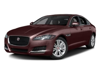 Aurora Red Metallic 2016 Jaguar XF Pictures XF Sedan 4D 35t Premium V6 Supercharged photos front view
