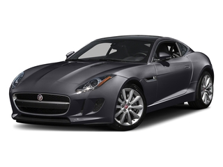 Black Berry 2016 Jaguar F-TYPE Pictures F-TYPE Coupe 2D V6 photos front view