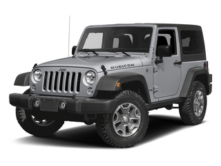 Billet Silver Metallic Clearcoat 2016 Jeep Wrangler Pictures Wrangler Utility 2D Rubicon 4WD V6 photos front view