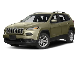 Eco Green Pearlcoat 2016 Jeep Cherokee Pictures Cherokee Utility 4D Latitude 4WD photos front view