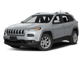 Billet Silver Metallic Clearcoat 2016 Jeep Cherokee Pictures Cherokee Utility 4D Latitude 4WD photos front view