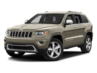 Light Brownstone Pearlcoat 2016 Jeep Grand Cherokee Pictures Grand Cherokee Utility 4D Limited 4WD photos front view
