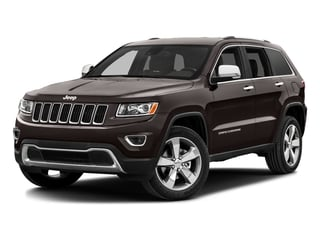 Luxury Brown Pearlcoat 2016 Jeep Grand Cherokee Pictures Grand Cherokee Utility 4D Limited 2WD photos front view
