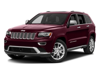 Velvet Red Pearlcoat 2016 Jeep Grand Cherokee Pictures Grand Cherokee Utility 4D Summit Diesel 2WD photos front view