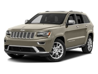 Light Brownstone Pearlcoat 2016 Jeep Grand Cherokee Pictures Grand Cherokee Utility 4D Summit Diesel 2WD photos front view