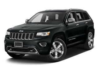 Maximum Steel Metallic Clearcoat 2016 Jeep Grand Cherokee Pictures Grand Cherokee Utility 4D Overland Diesel 4WD photos front view