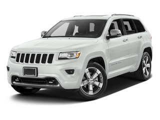 Bright White Clearcoat 2016 Jeep Grand Cherokee Pictures Grand Cherokee Utility 4D High Altitude 2WD photos front view