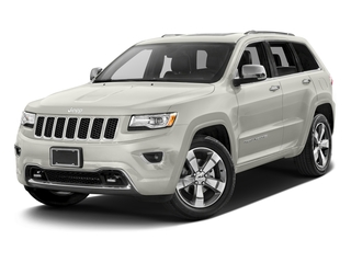 Ivory 3-Coat 2016 Jeep Grand Cherokee Pictures Grand Cherokee Utility 4D Overland Diesel 4WD photos front view