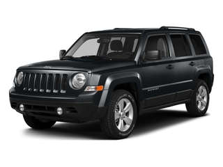 Maximum Steel Metallic Clearcoat 2016 Jeep Patriot Pictures Patriot Utility 4D High Altitude 2WD I4 photos front view