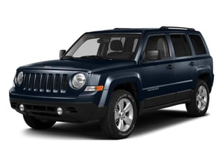True Blue Pearlcoat 2016 Jeep Patriot Pictures Patriot Utility 4D Latitude 4WD photos front view