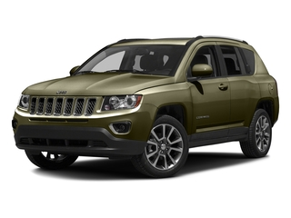 Eco Green Pearlcoat 2016 Jeep Compass Pictures Compass Utility 4D Sport 4WD photos front view