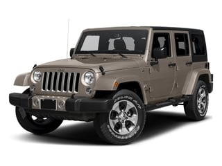 Mojave Sand Clearcoat 2016 Jeep Wrangler Unlimited Pictures Wrangler Unlimited Utility 4D Unlimited Sahara 4WD V6 photos front view