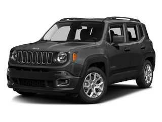 Granite Crystal Metallic Clearcoat 2016 Jeep Renegade Pictures Renegade Utility 4D Latitude 2WD I4 photos front view