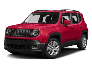 Colorado Red 2016 Jeep Renegade Pictures Renegade Utility 4D Latitude AWD I4 photos front view