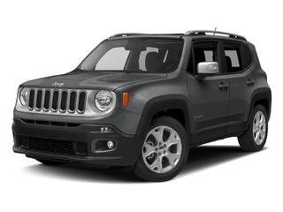 Granite Crystal Metallic Clearcoat 2016 Jeep Renegade Pictures Renegade Utility 4D Limited AWD I4 photos front view