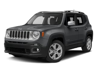 Granite Crystal Metallic Clearcoat 2016 Jeep Renegade Pictures Renegade Utility 4D Limited 2WD I4 photos front view
