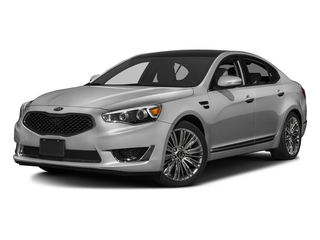Silky Silver Metallic 2016 Kia Cadenza Pictures Cadenza Sedan 4D Limited V6 photos front view