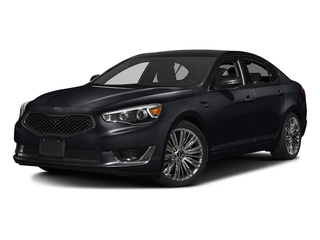 Aurora Black Pearl 2016 Kia Cadenza Pictures Cadenza Sedan 4D Limited V6 photos front view