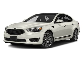 Snow White Pearl 2016 Kia Cadenza Pictures Cadenza Sedan 4D Limited V6 photos front view