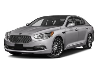 Mineral Silver 2016 Kia K900 Pictures K900 Sedan 4D Luxury V8 photos front view