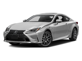 Silver Lining Metallic 2016 Lexus RC 350 Pictures RC 350 Coupe 2D RC350 AWD V6 photos front view