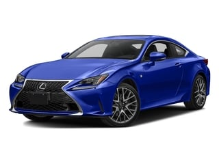 Ultrasonic Blue Mica 2.0 2016 Lexus RC 350 Pictures RC 350 Coupe 2D RC350 AWD V6 photos front view