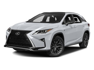 Ultra White 2016 Lexus RX 350 Pictures RX 350 Utility 4D AWD V6 photos front view