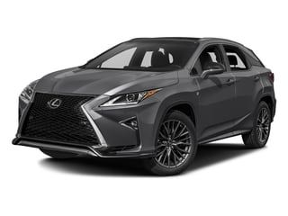 Nebula Gray Pearl 2016 Lexus RX 350 Pictures RX 350 Utility 4D AWD V6 photos front view