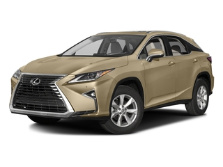 Satin Cashmere Metallic 2016 Lexus RX 350 Pictures RX 350 Utility 4D 2WD V6 photos front view