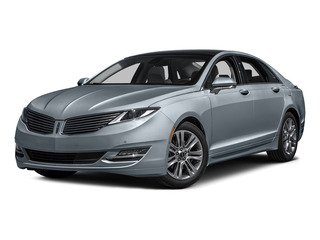 Luxe Metallic 2016 Lincoln MKZ Pictures MKZ Sedan 4D EcoBoost I4 Turbo photos front view